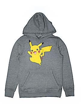 Pokemon Pullover Hoodie Size L (Kids)