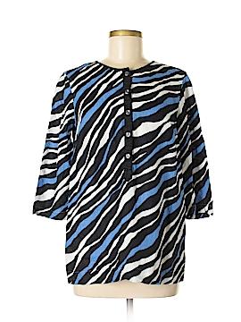 Jones New York 3/4 Sleeve Blouse Size XS