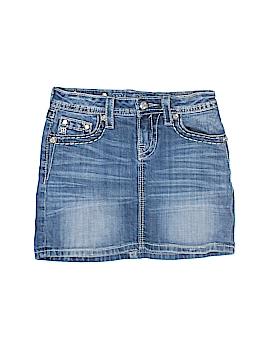 Miss Me Denim Skirt Size 12