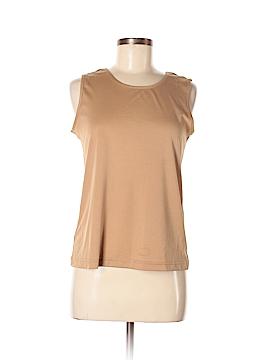 Vicki Wayne's Sleeveless Blouse Size M