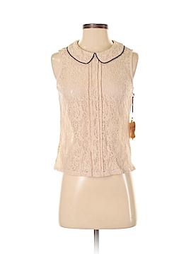 Princess Vera Wang Sleeveless Blouse Size XS