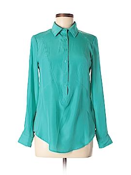 ECI Long Sleeve Blouse Size S