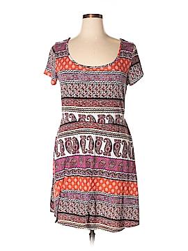 Joe Boxer Casual Dress Size 1X (Plus)