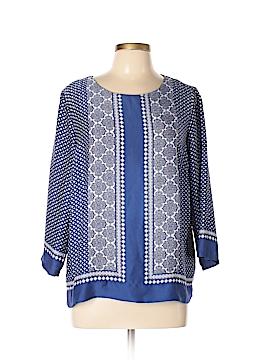 Dalia 3/4 Sleeve Blouse Size L