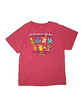 Pokemon Short Sleeve T-Shirt Size X-Large (Kids)