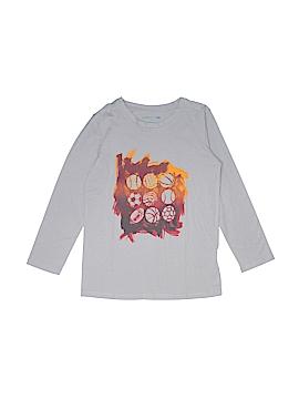 Garnet Hill Long Sleeve T-Shirt Size L (Kids)