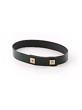 Diane von Furstenberg Leather Belt Size M