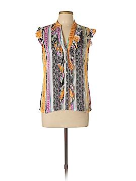 Madison Short Sleeve Blouse Size 10