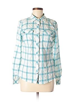 REI Long Sleeve Button-Down Shirt Size XS