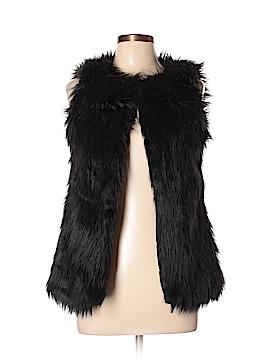Gabriella Rocha Faux Fur Vest Size M