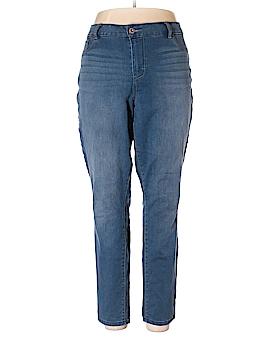 Jordache Jeans Size 18W (Plus)