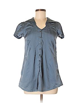 Nau Short Sleeve Button-Down Shirt Size XS