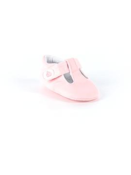 JoJo Maman Bebe Booties Size 6-12 mo