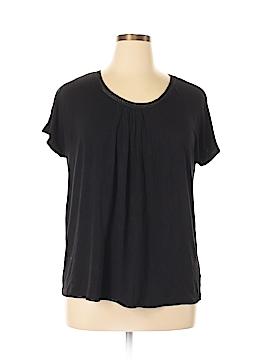 Carole Hochman Short Sleeve Top Size XL
