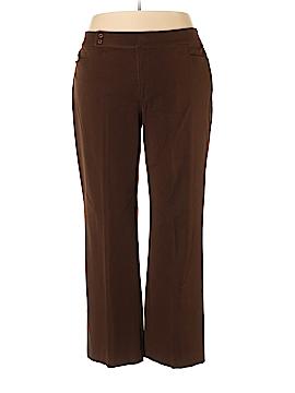 Chaps Khakis Size 20 (Plus)
