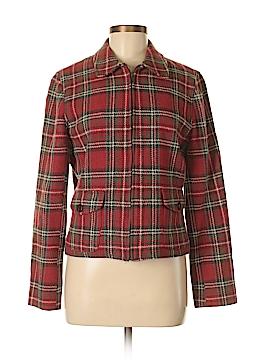 Harris/Wallace Wool Coat Size M