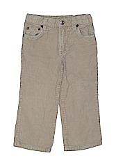J. Khaki Boys Cords Size 2T