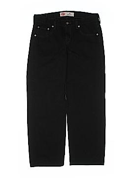 Little Levi's Jeans Size 12 (Husky)