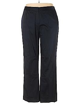 Lafayette 148 New York Khakis Size 18 (Plus)