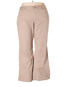 Merona Khakis Size 22W/A (Plus)
