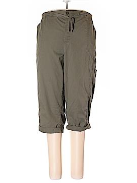 Faded Glory Cargo Pants Size 24W (Plus)