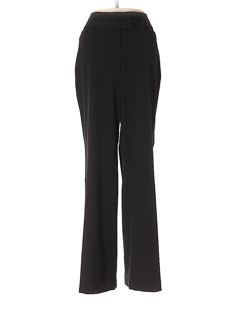b69279bdab White House Black Market Solid Black Dress Pants Size 0s - 84% off ...