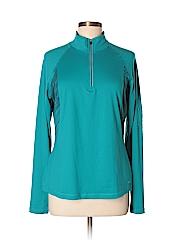 Reebok Women Track Jacket Size L
