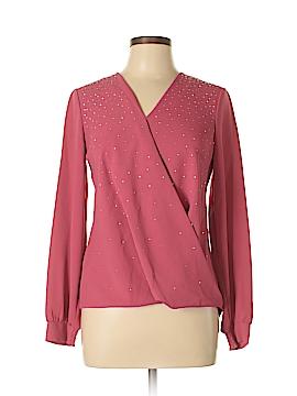 Alfani Long Sleeve Blouse Size 4