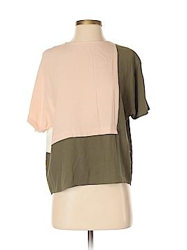 Topshop Short Sleeve Blouse Size 4