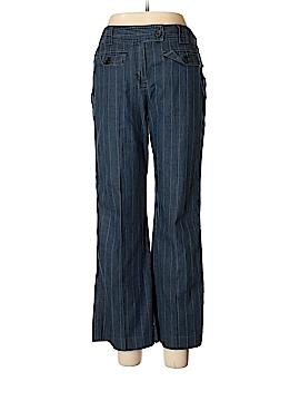 Larry Levine Khakis Size 10 (Petite)