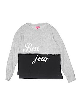 Me. n .u Pullover Sweater Size M (Kids)