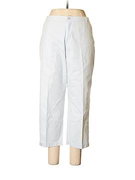 Lands' End Casual Pants Size 18 (Plus)