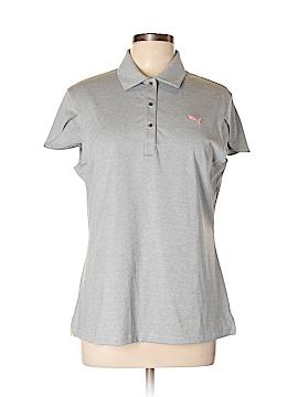 Puma Short Sleeve Polo Size XL