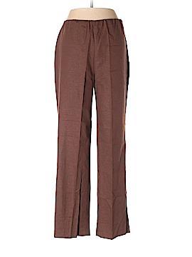 Susan Graver Linen Pants Size S