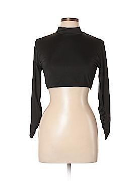 Boohoo Boutique Long Sleeve Blouse Size 10
