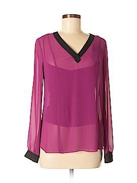DKNY Long Sleeve Blouse Size XS