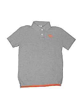Abercrombie Short Sleeve Polo Size 8
