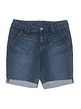 Lane Bryant Denim Shorts Size 18 (Plus)