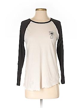 Vans 3/4 Sleeve T-Shirt Size XS