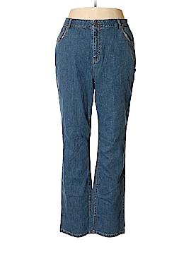 Monterey Bay Clothing Company Jeans Size 18W (Plus)