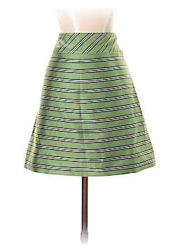 J. Crew Silk Skirt Size 10