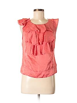 Leifsdottir Short Sleeve Blouse Size 6