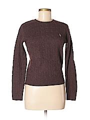 Ralph Lauren Sport Women Wool Pullover Sweater Size M