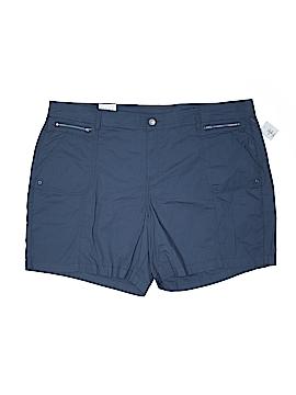 Style&Co Khaki Shorts Size 24 (Plus)