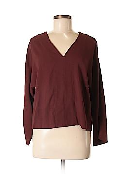 Le Fou Long Sleeve Blouse Size M