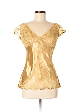 Newport News Short Sleeve Blouse Size 8