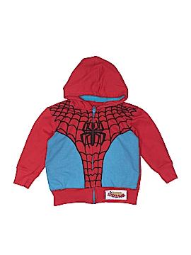 Marvel Zip Up Hoodie Size 2T - 3T