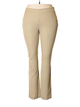 St. John's Bay Dress Pants Size 18W (Plus)