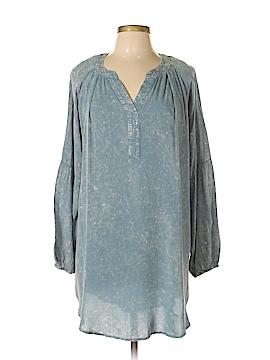 Umgee Long Sleeve Blouse Size M