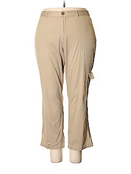 White Stag Cargo Pants Size 18W Petite (Plus)